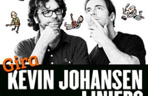 KEVIN JOHANSEN - THE NADA MAS LINIERS