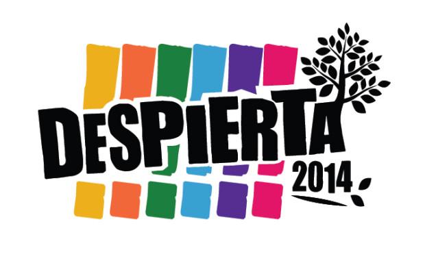 Logo Despierta 2014