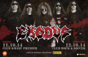 Promo Exodus - Medios Press