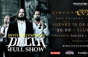 Circus Maximus Chile